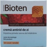 ELMIPLANT BIOTEN  CREMA ANTIRID DE ZI ROYAL JELLY + COMPLEX DE VITAMINE (50 ml)