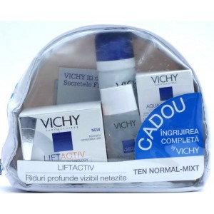 Vichy Liftactiv Trusa Secretele Frumusetii (ten Normal-mixt)