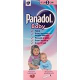 GSK  PANADOL BABY (suspensie orala 100 ml)