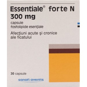 Essentiale Forte N 300 Mg (30 Capsule)