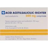 Acid Acetilsalicilic 500mg (30 comprimate)