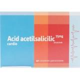 Acid Acetilsalicilic Cardio - Solacium 75mg (40 comprimate)