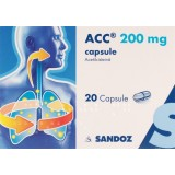 Acc 200 mg (20 capsule)
