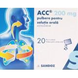 Acc 200 mg (20 plicuri)