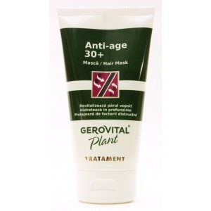 Gerovital Anti-age 30 Plus Masca (150 ml)