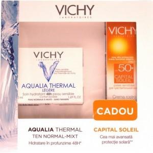 Vichy Aqualia Thermal Legere (50 ml) + Vichy Capital soleil CADOU (30 ml)