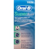 Ata dentara Oral-B Super floss