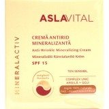 Aslavital Crema antirid mineralizanta, SPF15 (50 ml)