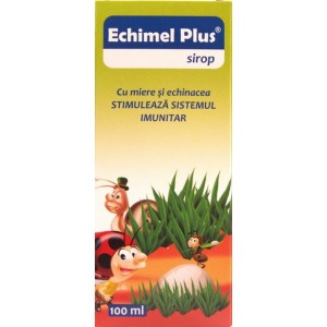 Ecopharma Echimel Plus sirop (100 ml)