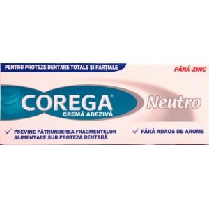 Corega Neutro Crema Adeziva (15 g)