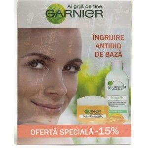 Garnier Essentials Antirid (Pachet promotional)
