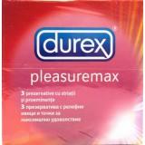 Durex Pleasuremax (3 prezervative)