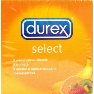 Durex Select (3 prezervative)