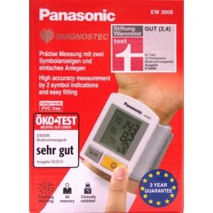 Panasonic Tensiometru Pentru Mana EW 3006