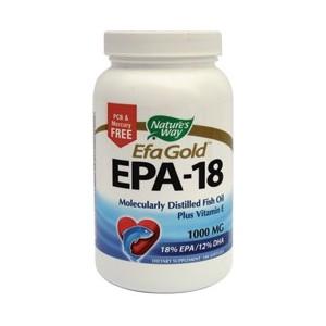 EPA 18 (acizi grasi Omega-3) (100 capsule)
