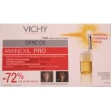 Vichy Dercos Aminexil Pro Femei (18 fiole)