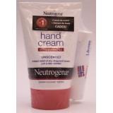 Neutrogena Crema de maini neparfumata (50 ml) + Balsam de buze Cadou