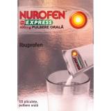 Nurofen Express 400 mg (10 plicuri pulbere orala)