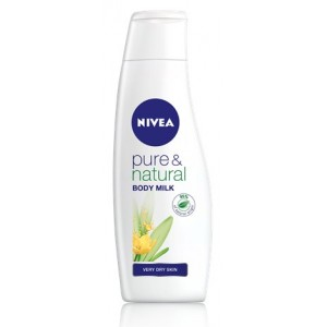 Nivea Body Lotiune de corp Pure & Natural (250 ml)