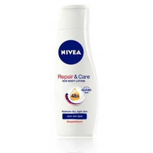 Nivea lotiune reparatoare Repair & Care (250 ml)