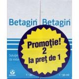 Biofarm Betagin 2 la pret de 1 ( flacoane a 30 ml)