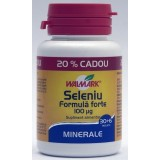 Walmark Seleniu formula forte 100 ug (30+6 tablete gratuit)