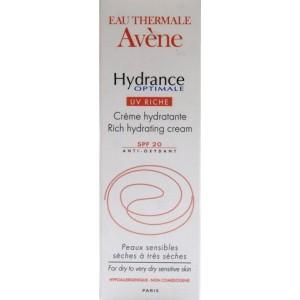 Avene Hydrance Optimale UV 20 Riche (40 ml)