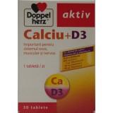 Doppelherz Aktiv Calciu+D3 (30 tablete)