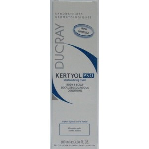 Ducray Kertiol P.S.O Crema (100 ml)