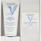 Vichy Trusa Aqualia Thermal Riche + Demachiant Purete Thermale