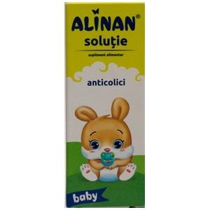Alinan Baby solutie anticolici (20 ml)