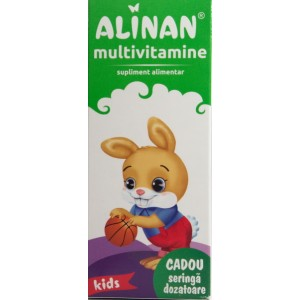Alinan Kids Multivitamine (150 ml)