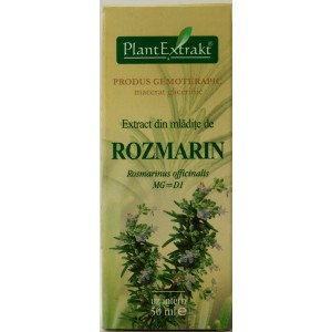 Plantextrakt Extract din mladite de rozmarin (50 ml)