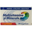 Zdrovit Multivitamine si multiminerale (56 comprimate)