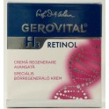 Gerovital H3 Retinol Crema regenerare avansata (50 ml)