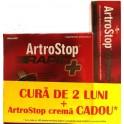Walmark Artrostop Rapid (2 Flacoane A Cate 90 Tablete) + Cadou Artrostop Crema (100 Ml)
