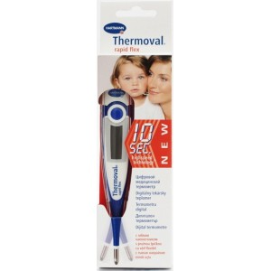 Hartmann Thermoval Rapid Flex - Termometru Digital Cu Cap Flexibil