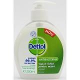 Reckitt Benckiser DETTOL SAPUN LICHID ANTIBACTERIAN (250 ml)