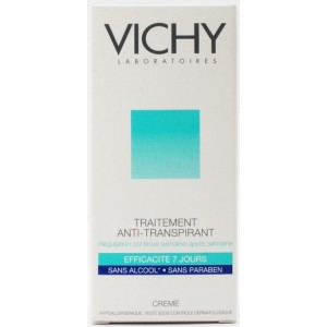 Vichy Tratament Antiperspirant Eficacitate 7 Zile (30 Ml)