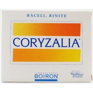Boiron Coryzalia (40 Drajeuri)