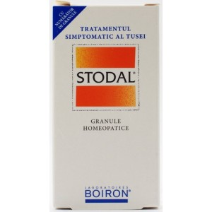 Boiron Stodal (granule Homeopatice, 4 G)