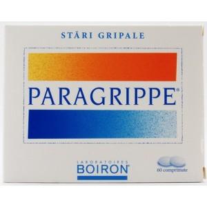 Boiron Paragrippe (60 Comprimate)