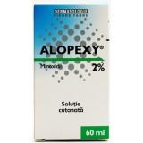 PIERRE FABRE ALOPEXY 2% SOLUTIE CUTANATA (15 ml, flacon cu pipeta)