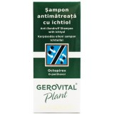 GEROVITAL PLANT TRATAMENT SAMPON ANTIMATREATA CU ICHTIOL (125 ml)