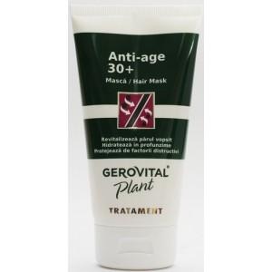 Gerovital Plant Tratament Masca Pentru Par Anti-age 30+ (150 Ml)