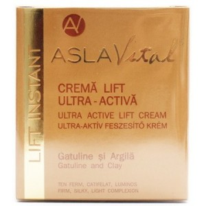 Farmec Aslavital Crema Lift Ultra-activa (50 Ml)