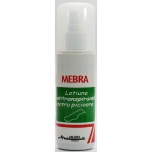 Mebra Lotiune Antiperspiranta Pentru Picioare (100 Ml, Flacon Cu Pulverizator)
