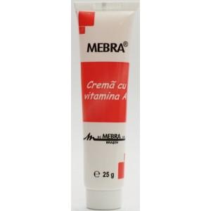 Mebra Crema Cu Vitamina A (25 g)