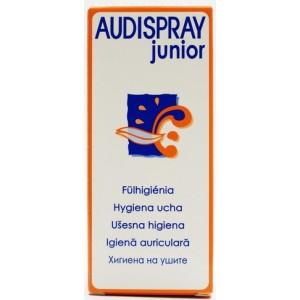 Diepharmex Audispray Junior Spray Pentru Urechi (15 Ml)