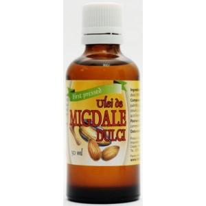 Hungaronatura Ulei De Migdale Dulci (50 Ml)